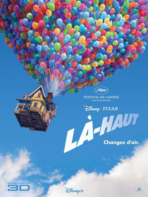 Là-haut (2009) affiche