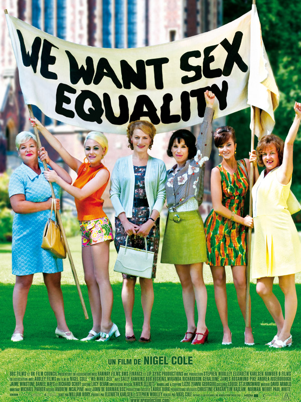 Regarder film We Want Sex Equality streaming