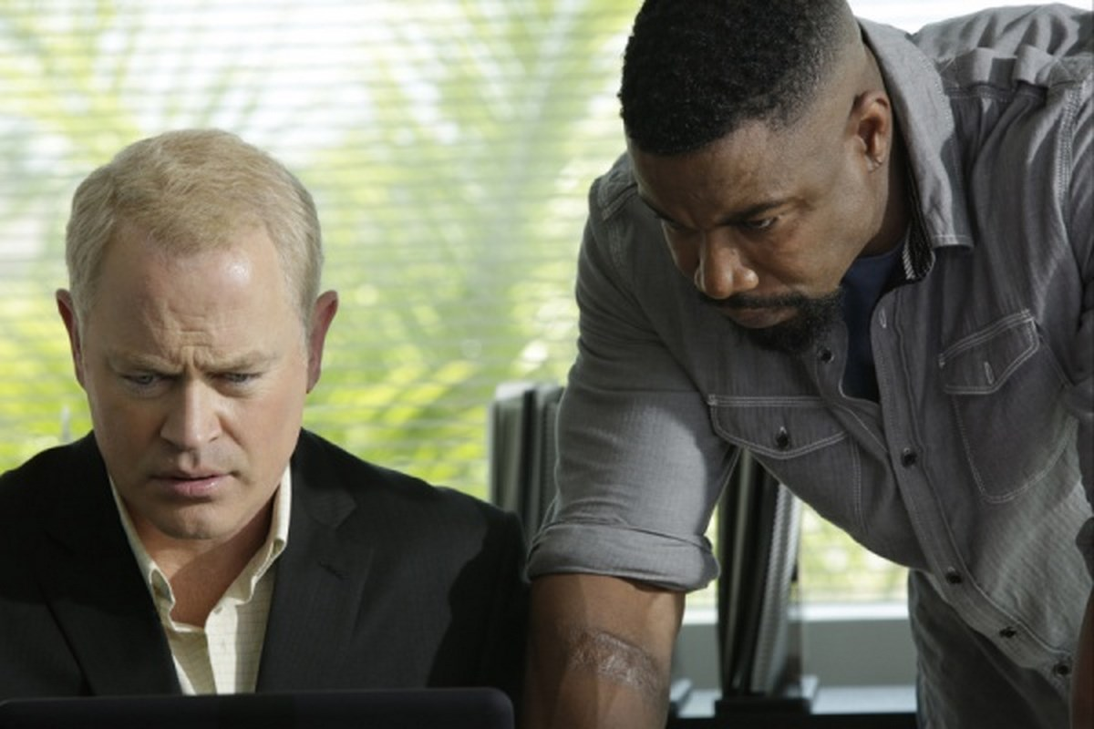 Falcon Rising : Photo Michael Jai White, Neal McDonough