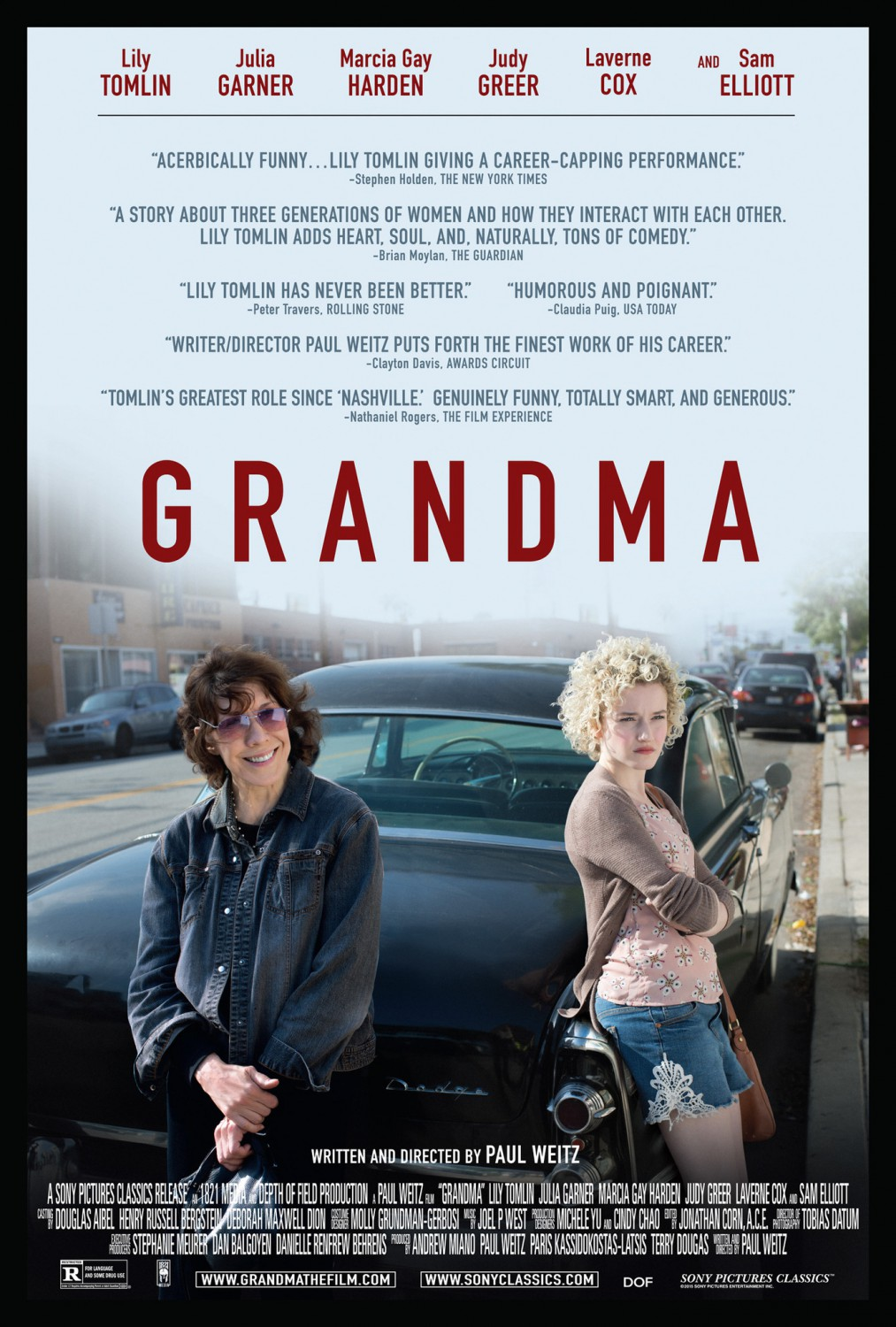Regarder film Grandma streaming