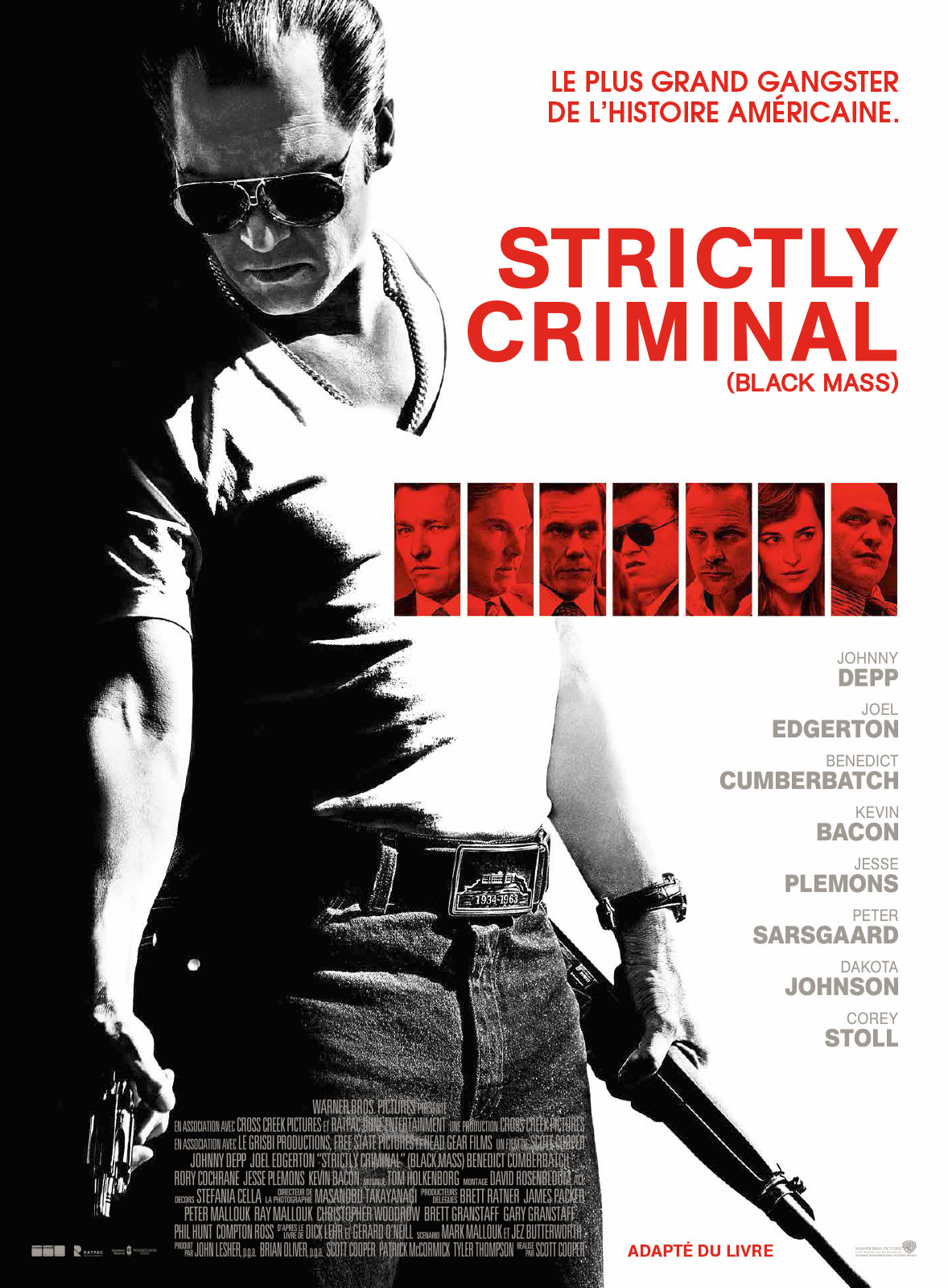 Regarder film Strictly Criminal