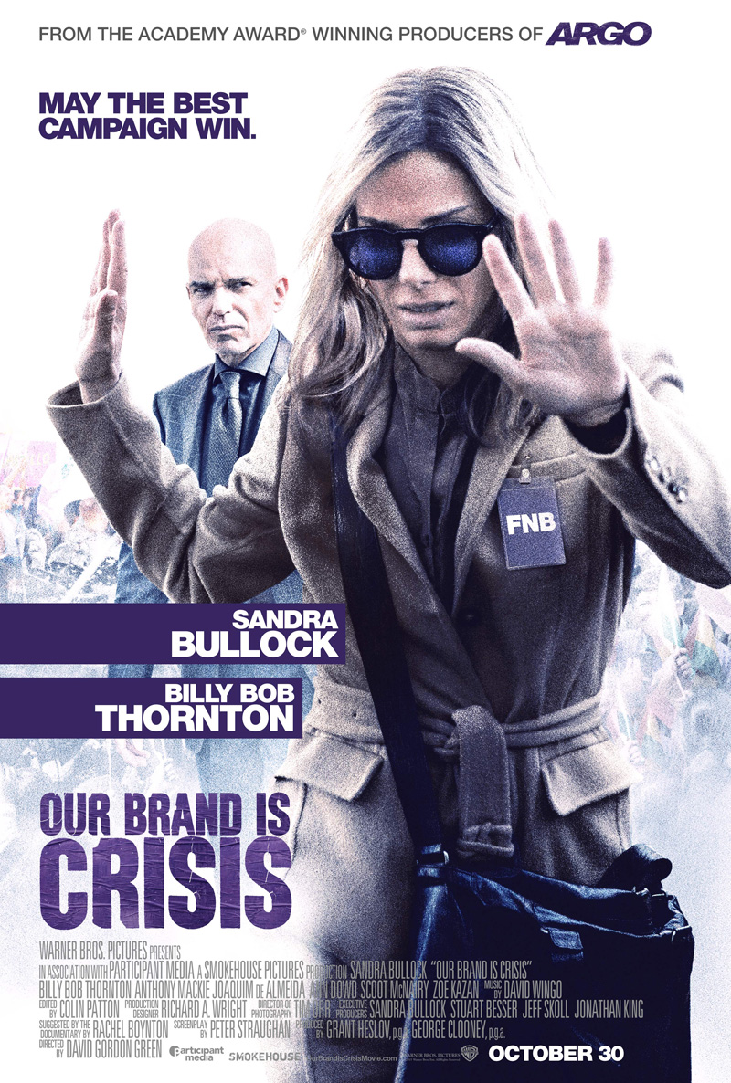 Regarder film Our brand is crisis