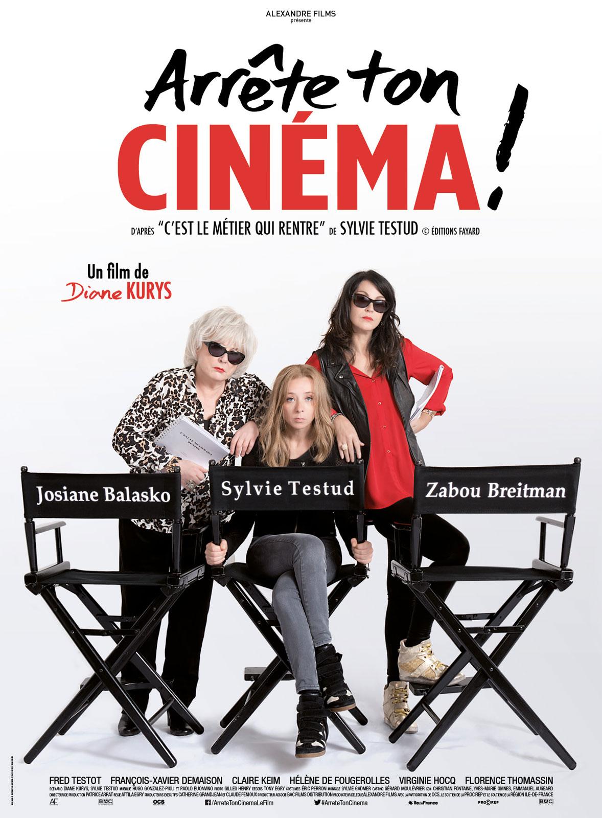 Arrête ton Cinéma! [BDRiP] [FRENCH]