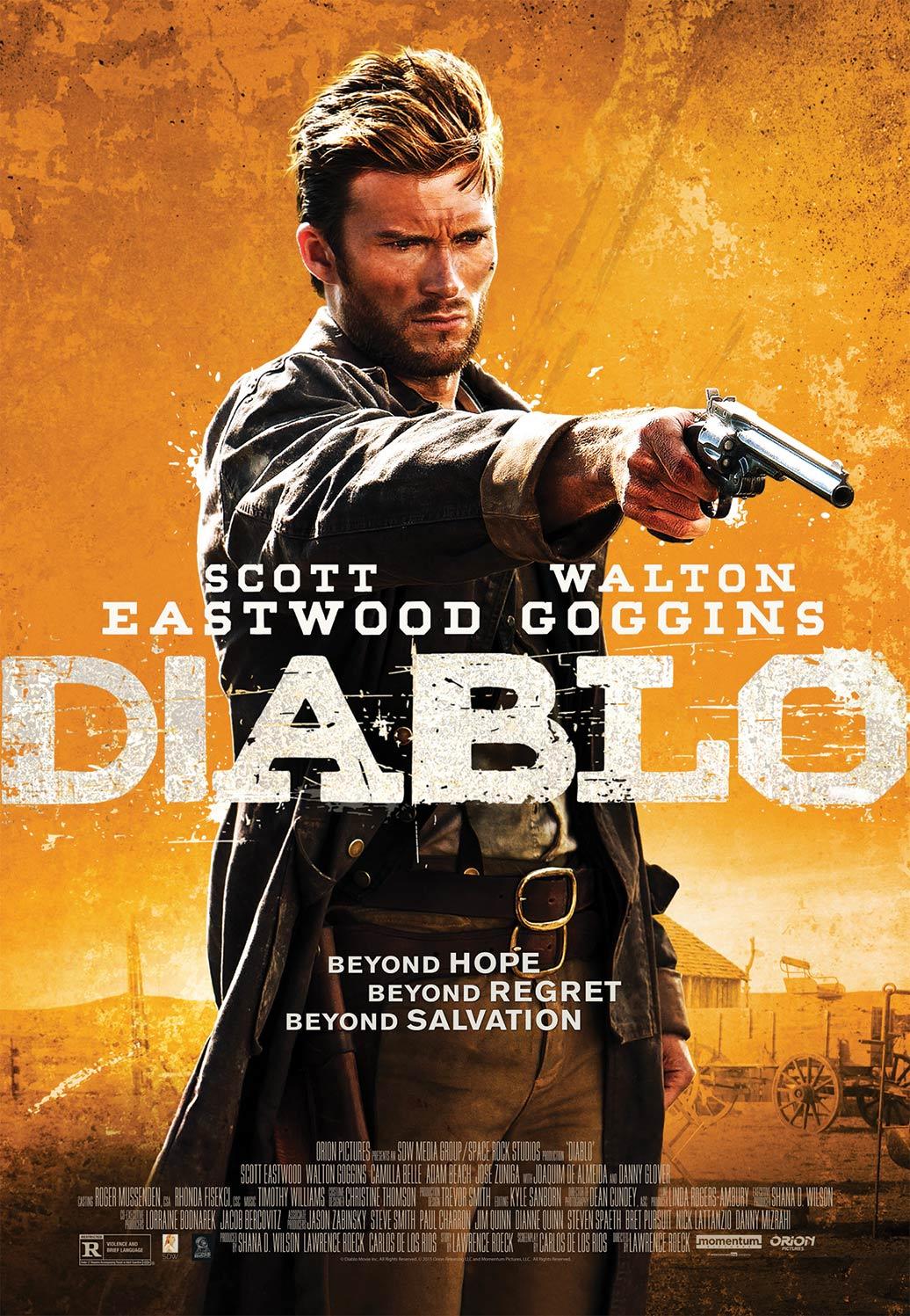 Diablo affiche