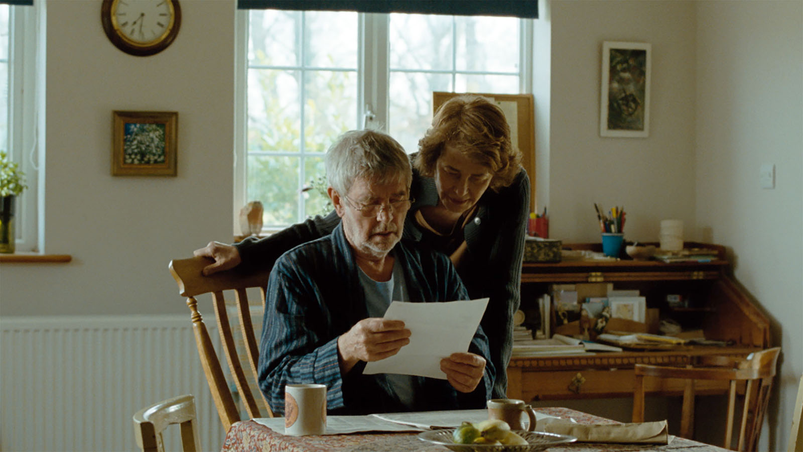 45 years - Tom Courtenay et Charlotte Rampling