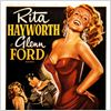 L&#39;Affaire de Trinidad : affiche Glenn Ford, Rita Hayworth, Vincent Sherman