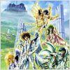 Les Chevaliers du Zodiaque : Chapitre Hadès - Elysion : affiche