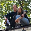 Photo Damian Lewis, Morgan Saylor