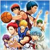 Kuroko's Basket : Affiche