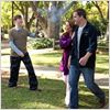 Photo Johnny Pemberton, Kyle Bornheimer, Leah Remini