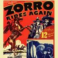 Photo : Le Retour de Zorro