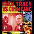 Photo : Dick Tracy vs. Crime Inc.