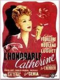 L&#39;Honorable Catherine