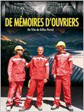 De mémoires d'ouvriers