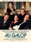 Photo : Au galop