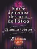 Prix du doublage / Prix du sous-titrage de l'Ataa - Cinéma & Séries