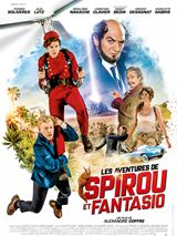 Bande-annonce Les Aventures de Spirou et Fantasio