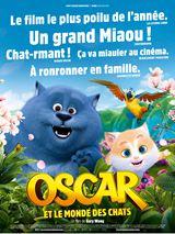 Bande-annonce Oscar et le monde des chats