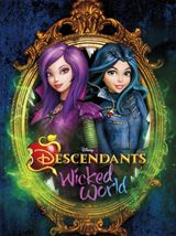 Descendants: Wicked World affiche