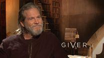 Jeff Bridges est The Giver