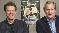 """Dumb and Dumber De: """"Jim Carrey et Jeff Daniels n'ont aucun égo !"""""""