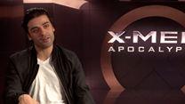 X-Men: Apocalypse : Oscar Isaac et Bryan Singer présentent le grand méchant du film