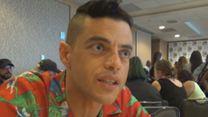 "Rami Malek : ""Mr. Robot est une série qui s'interroge"""