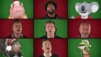 """Les acteurs de """"Tous en scène"""" chantent Noël avec Jimmy Fallon"""