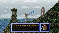 La bande annonce des Derniers Jedi en 8 bits