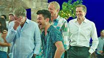 "Mamma Mia: Here We Go Again! BONUS VO ""Fin de tournage"""