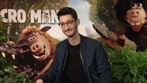 """""""J'adore Gromit"""" : Pierre Niney et notre questionnaire sur l'animation"""