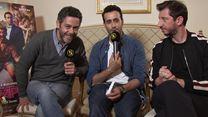 Budapest : Manu Payet, Jonathan Cohen et Monsieur Poulpe, l'interview quiz !