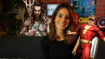 Fanzone N°779 - Le grand saut d'Aquaman, la crise d'ado de Shazam... Focus sur le Comic Con !