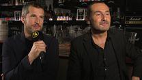 """QUIZ - """"Porno ou pas porno ?"""" : Gilles Lellouche et Guillaume Canet jouent à notre micro"""