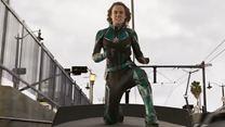 """Captain Marvel EXTRAIT VF """"Course-poursuite"""""""