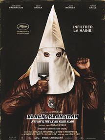 BlacKkKlansman - J'ai infiltré le Ku Klux Klan Bande-annonce VO