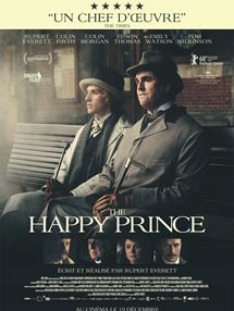 The Happy Prince Bande-annonce VO