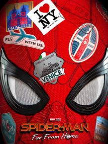 Spider-Man: Far From Home Bande-annonce VO