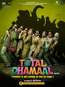 Total Dhamaal Bande-annonce VO