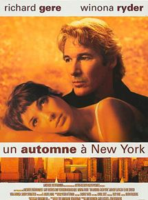 Un Automne à New York streaming