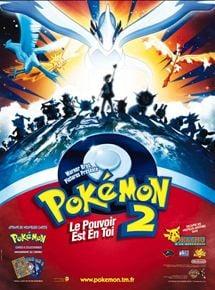 Pokémon 2, le pouvoir est en toi streaming
