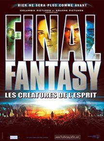 Bande-annonce Final fantasy, les créatures de l'esprit
