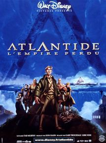 Atlantide, l'empire perdu streaming