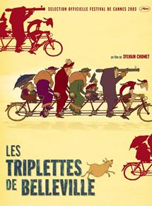 Les Triplettes de Belleville streaming