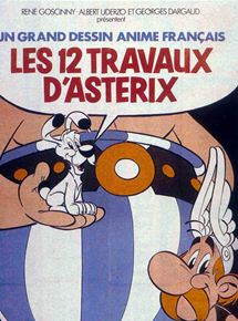 Les Douze Travaux d'Asterix streaming