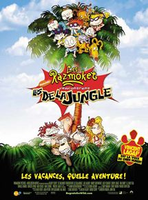 Les Razmoket rencontrent les Delajungle affiche