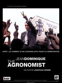 Jean Dominique, the agronomist