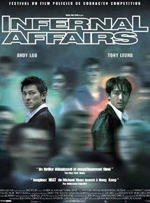 Infernal affairs streaming
