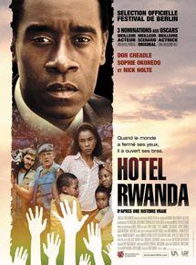 Hotel Rwanda streaming