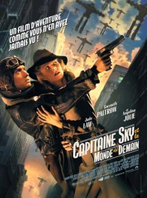 Capitaine Sky et le monde de demain streaming